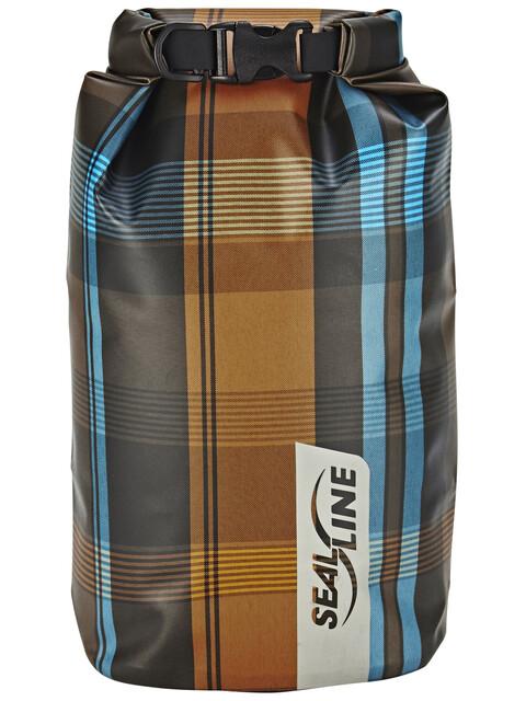 SealLine Discovery Dry Bag 5l olive plaid
